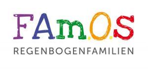 Logo Famos Regenbogenfamilien